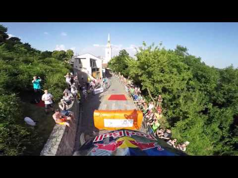city downhill world tour 2016, bratislava - tomas slavik