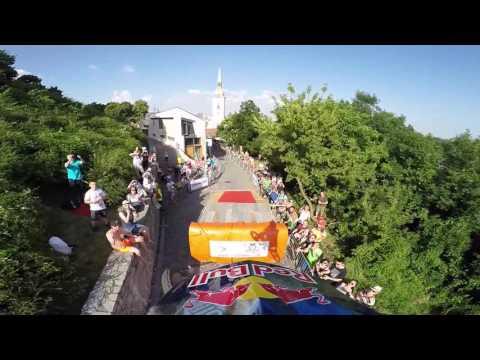 city downhill world tour 2016, bratislava - tomas slavik