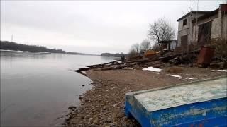 Рыбалка на Волхове, весна 2015