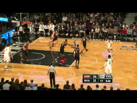 Portland Trail Blazers 85 – Brooklyn Nets 98