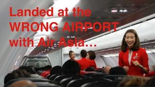Video Air Asia Unscheduled Landing - Vlog 133 MP3, 3GP, MP4, WEBM, AVI, FLV Agustus 2018