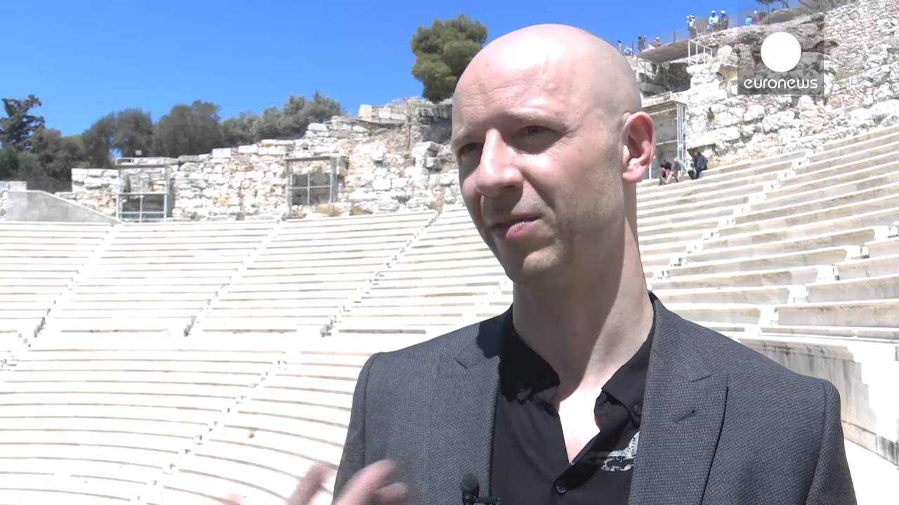 O Sivert Hoyem στο Euronews