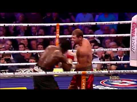 Lucian Bute vs Glen Johnson - November 5th Video