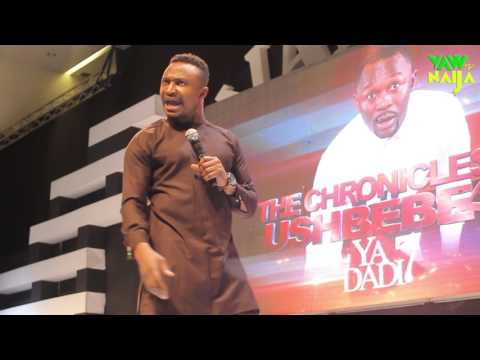 Watch Funny Bone Deliver a Superb Performance at Chronicles of Ushbebe,  Ya Dadi 7