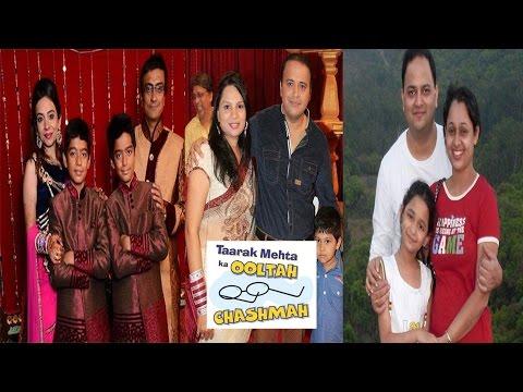 Tarak Meheta Ka Ooltah Chashmah's Cast & Their Rea