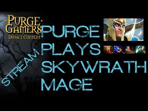 Skywrath - Skywrath mage is a tempo controlling, solo killing hero who is somewhat of a glass cannon, but has an interesting skillset. I decided to try the patented 'Me...