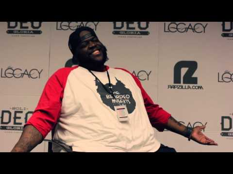 Video Interview: R-Swift at Legacy 2013