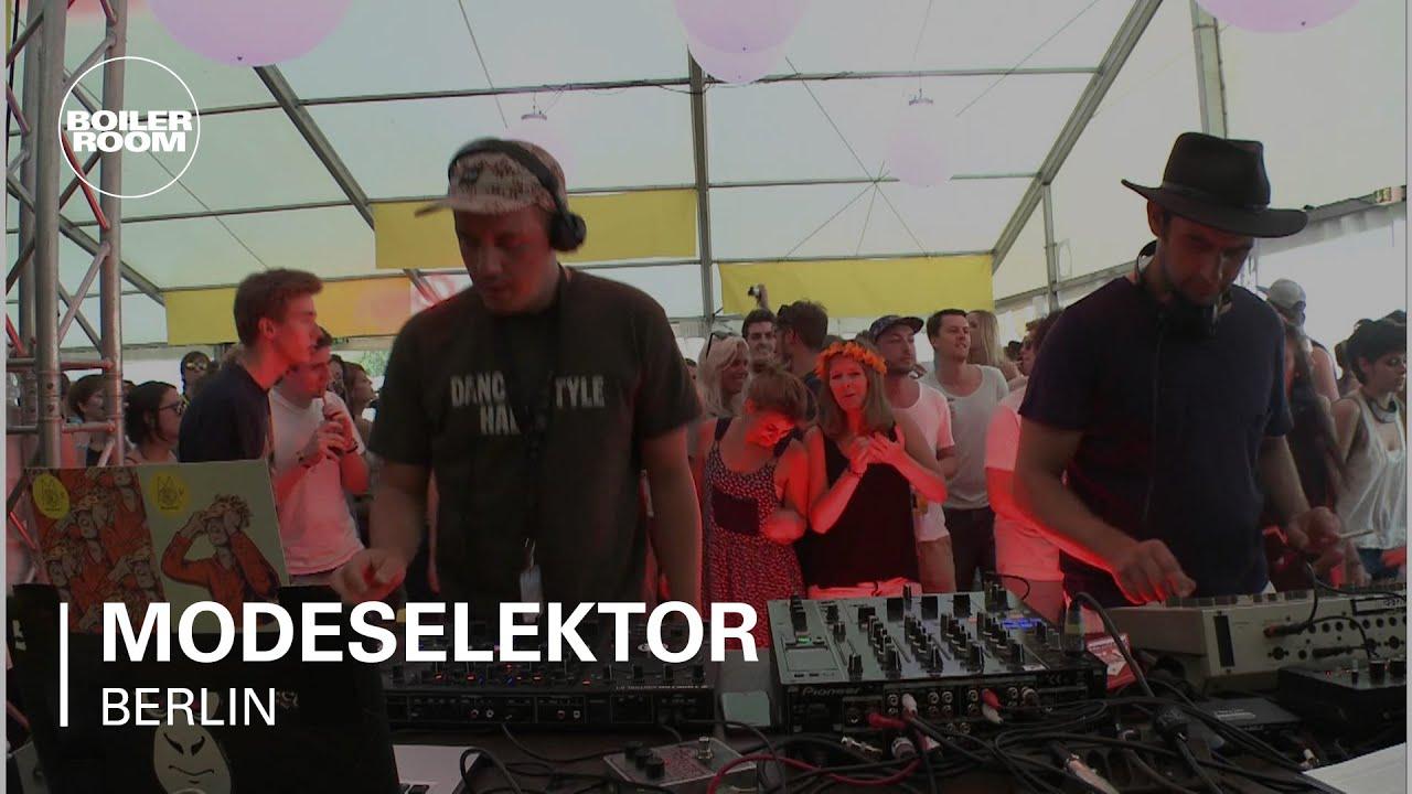 Modeselektor - Live @ Boiler Room Berlin x MELT! Festival 2013