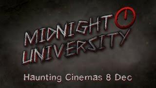 Nonton Midnight University 30 Sec Trailer  In Cinemas 8 December  Film Subtitle Indonesia Streaming Movie Download