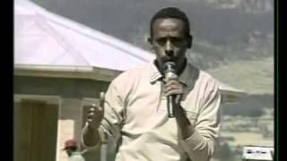 Ethiopian Comedy Tesfye Kassa.