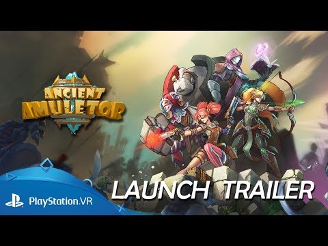 Ancient Amuletor | Launch Trailer | PlayStation VR