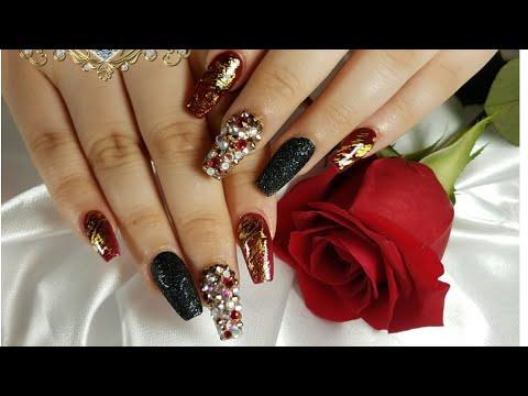 Uñas decoradas - Las uñas tan esperadas que no esperaban ver!!Colaborativo