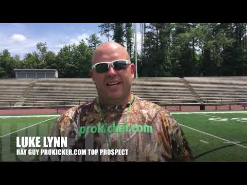 Luke Lynn, Ray Guy Prokicker.com Top Prospect