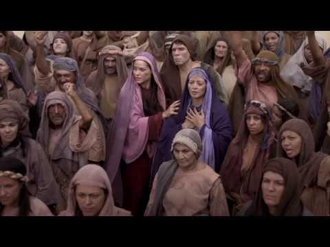 FILME 1 - TRAILER - PAIXÃO DE CRISTO 2014 - NOVA JERUSALÉM-PE - CRIAÇÃO/DIREÇÃO: PAULO DE TARSO