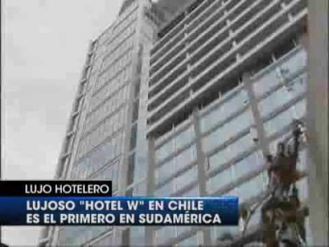 Hotel W Santiago - Video del Alojamiento