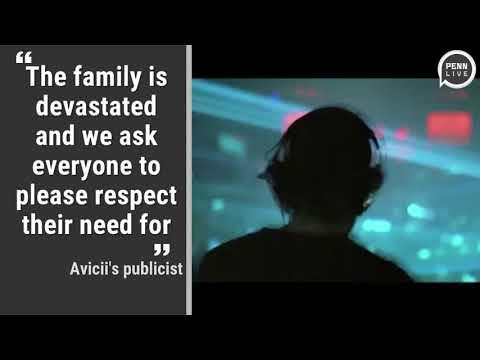 DJ Musician Avicii dies at 28, days after Billboard nomination
