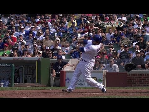Video: Dioner Navarro crushes his third homer in game vs. White Sox