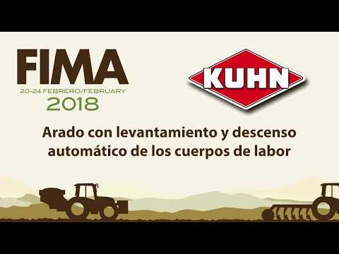 FIMA 2018 - VIDEO ENTREVISTA - KUHN - ARADO INTELI