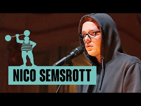 AfD: Nico Semsrott - AFD-Wähler sind arm dran. Und schlechte Menschen.