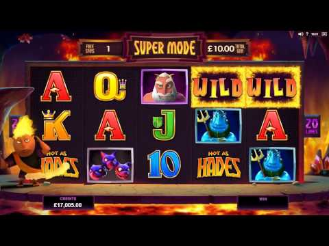 Hot As Hades Slot - Microgaming Promotional Video