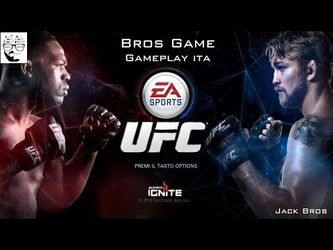 Bros Game Tv – Ultimate Fighting Championship UFC PS4- Gameplay ITA