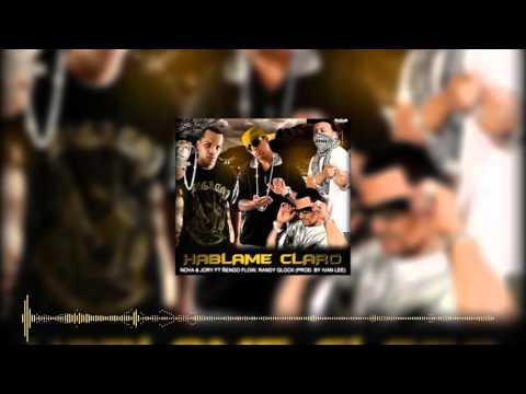 Nova Y Jory Ft Ñengo Flow y Randy Glock - Hablame Claro | ReggaetonPlus