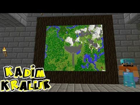 DEVASA HARİTA !! | Minecraft: Kadim Krallık | Bölüm 51