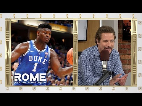 Video: Zion Williamson Shines in Debut | Jim Rome Show