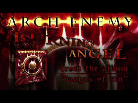 ARCH ENEMY - Burning Angel (Album Track)