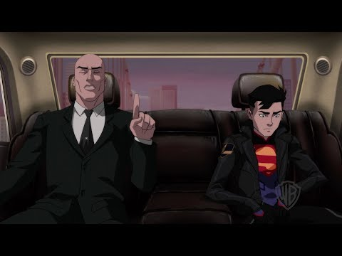 """Reign of the Supermen - """"Relaunch"""" (Exclusive)"""