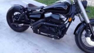 8. Honda shadow phantom
