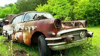 Video Junkyard 1956 Buick Hack! - Roadkill Ep. 53 MP3, 3GP, MP4, WEBM, AVI, FLV Agustus 2018