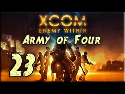 army - XCOM Enemy Within Impossible LP - Army of Four - Part 23 Playlist for XCOM Enemy Within: http://bit.ly/XCOMArmyof4LP Subscribe for daily videos! http://bit.ly/JoinMarbozir This video is part...