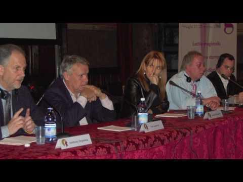 L'Agsp al Festival di giornalismo (promo)