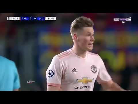 Barcelona vs Manchester United 3-0 ( 4 - 0) 17/04/2019 lượt về tứ kết Champions League 2018/19