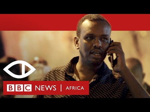 Hunting down gangsters with Kenya's Ahmed Rashid - Full Documentary - BBC Africa Eye