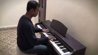 Khuda Jaane Piano Cover by Chetan Ghodeshwar
