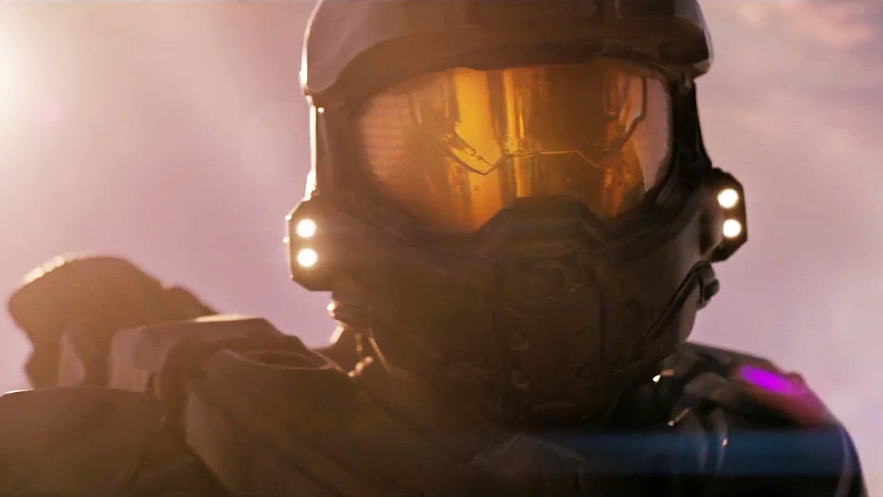 HALO 5 Guardians Live Action Trailer (Xbox One) #VideoJuegos #Consolas