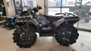 8. 2017 Polaris Sportsman XP 1000 High Lifter Edition