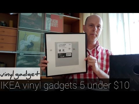 IKEA VINYL GADGETS - 5 Under $10 - Vinyl Community