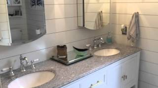 Budget Bathroom Remodel -Bella Tucker Decorative Finishes