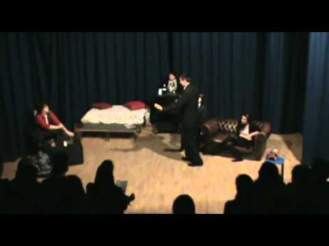 Black Comedy- Part One- GCSE Drama Showcase