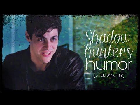 Shadowhunters    Season 1 Humor