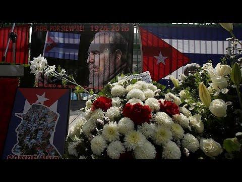 Κούβα: Ξεκινούν οι πολυήμερες εκδηλώσεις στη μνήμη του Φιντέλ Κάστρο