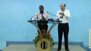 Serviciu Divin joi 30.10.2014 – Fratele Kiiza: Evanghelia