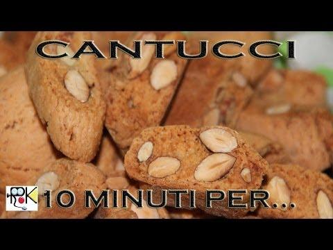 ricetta bimby: i cantucci