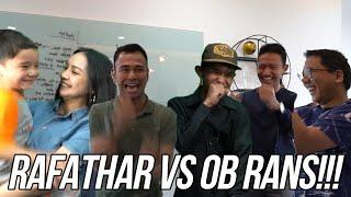 Video ADU BAHASA INGGRIS RAFATHAR VS OB RANS! SIAPA YANG MENANG? MP3, 3GP, MP4, WEBM, AVI, FLV September 2019