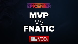 Fnatic vs MVP Phoenix, game 1
