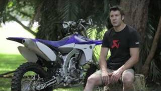 9. 2011 Yamaha YZ450F test with Adam Riemann. Part 1.