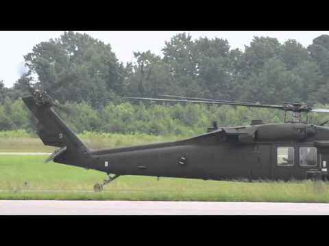 Army National Guard trains in Roanoke Valley